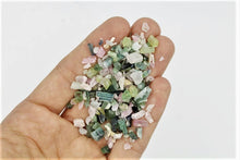 Load image into Gallery viewer, Rough Tourmaline Chips, Lot