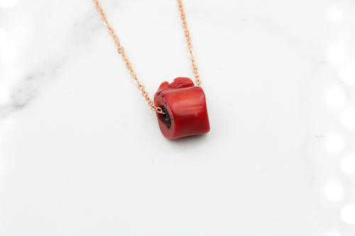 Coral Pendant - Empire Gems International