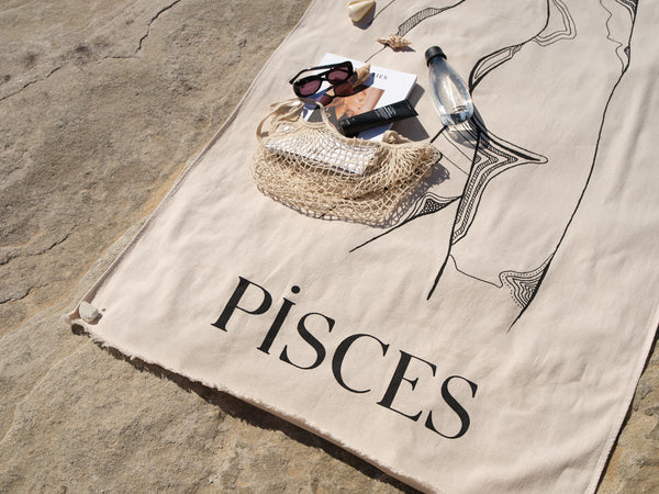 Anisah Nasir on body positivity, the diversity of nature and our Zodiac Towel collaboration