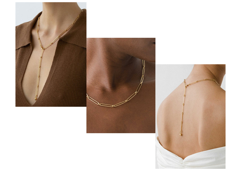 Vermouth Chain Necklace