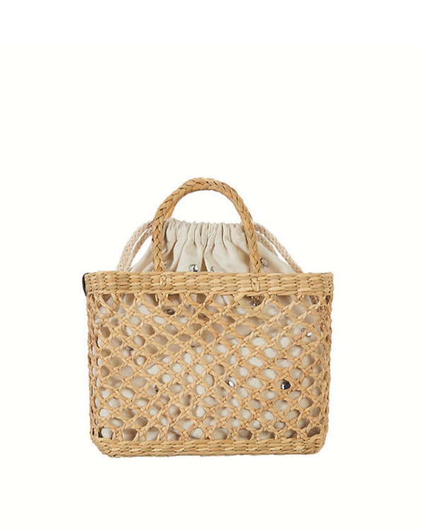 Nannacay Faia Bag Natural