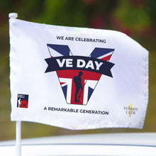 Load image into Gallery viewer, VE Day 2021 Car Flag