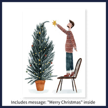 Load image into Gallery viewer, RBLI's Christmas Cards Pack of 10