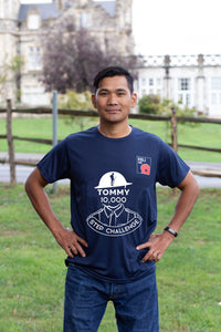 Tommy 10,000 Step Challenge Tee Unisex