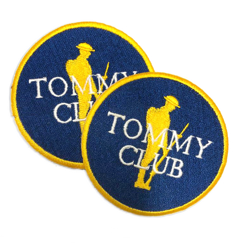 Tommy Club Patch