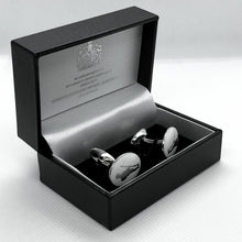 Load image into Gallery viewer, Hand Made Sterling Silver Tommy Cufflinks