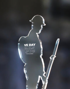 2020 VE DAY Special Edition Tommy Military Figure