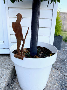 Plant Pot Tommy Solid