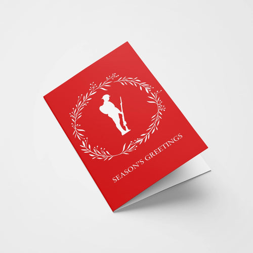 RBLI's Tommy Christmas Cards Pack of 10