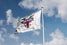 Load image into Gallery viewer, VE Day 2021 Party Bundle- Bunting, Flag, Sticker & Pin