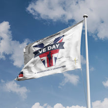Load image into Gallery viewer, VE Day 2021 Flag Large