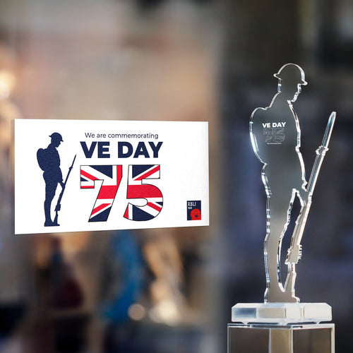 VE DAY Bumper Pack with Special Edition Tommy
