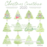 Christmas Trees - Countdown