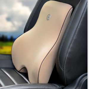 Car Memory Cotton lumbar suit pillow back pad