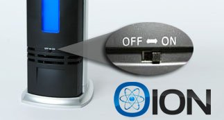 OION Technologies B-1000 Permanent Filter Ionic Air Purifier