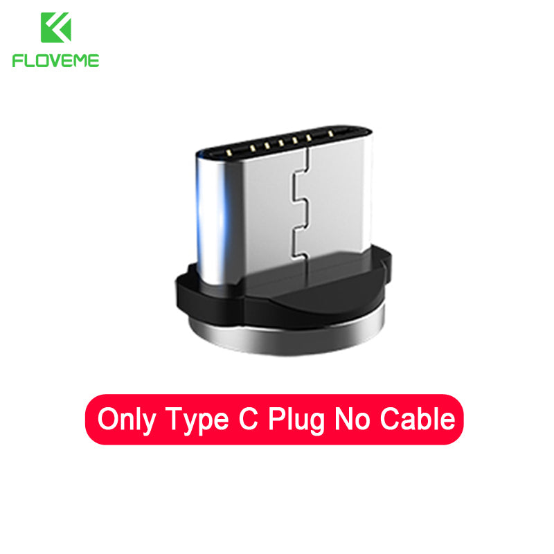 Magnetic Micro USB Cable For Android and IOS Devices