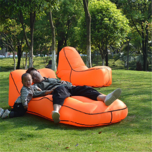 inflatable sofa recliner air bed