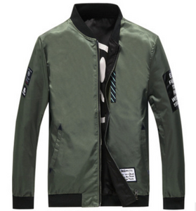 Men's Reversible Flight Jacket