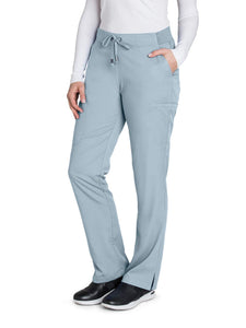 Grey's Anatomy 4277 Straight Leg Pant Moonstruck L Petite