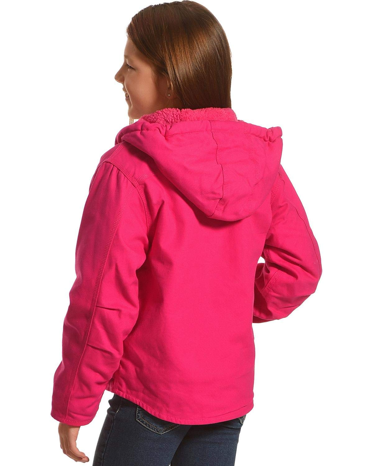 Carhartt Girls' Redwood Jacket Sherpa Lined