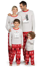 Star Wars Christmas family Pajama set