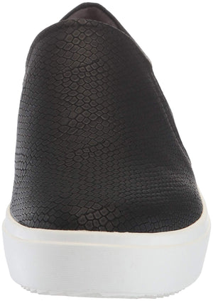 Dr. Scholl's Shoes Women's Wander Up Sneaker, Black Snake, 8.5 M US