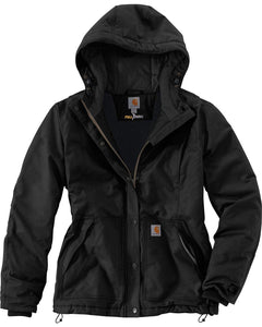 Carhartt Women's Full Swing Cryder Stretch Quick Duck Jacket