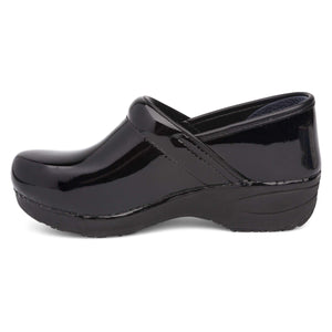 Dansko Women's XP 2.0 Black Patent Clogs 8.5-9 M US