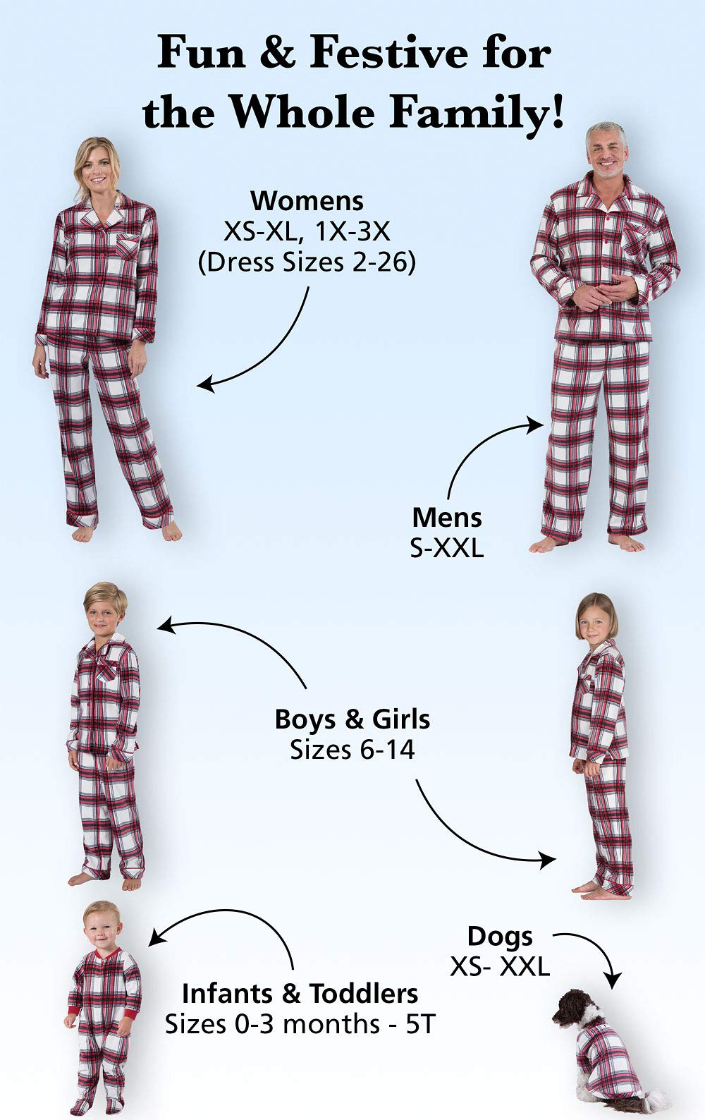 Christmas Pajamas for Family