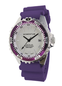 M1 Splash by Momentum| Stainless Steel Watches for Women