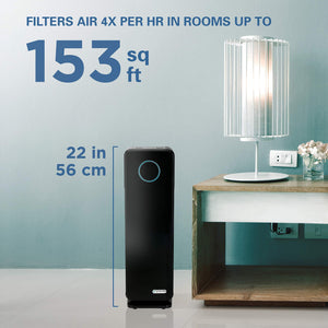Germ Guardian True HEPA Filter Air Purifier for Home, Pets, Office, Bedrooms