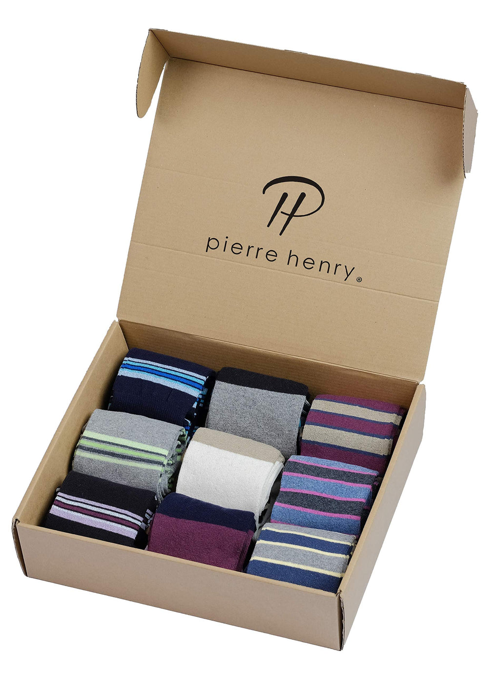 Pierre-Henry Premium Over the Calf Socks.