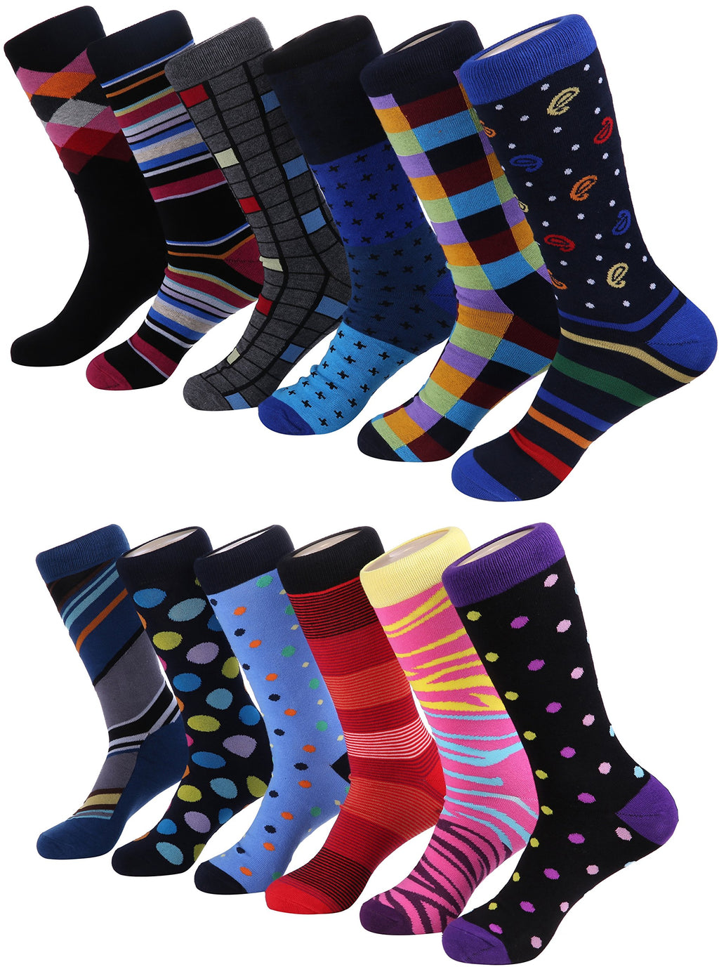 Marino Men's Dress Socks