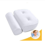 Massage Bathtub Pillow With Suction Cup