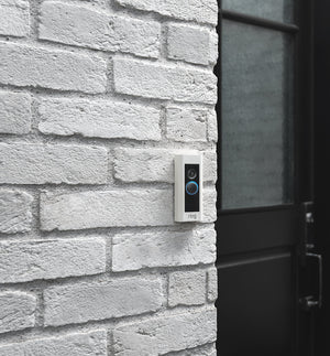 Ring Video Doorbell Pro, with HD Video, Motion Activated Alerts, Easy Installation (existing doorbell wiring required)