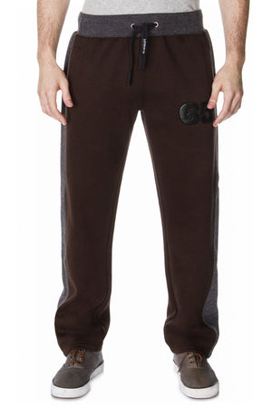 Men's Dress Sweat Pant in Coffee