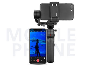 Crane M2 3-Axis Handheld Gimbal Stabilizer for Mirrorless Cameras / SmartPhone / Action Cameras / Compact Cameras