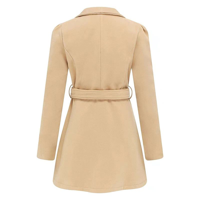 Women Casual Overcoat