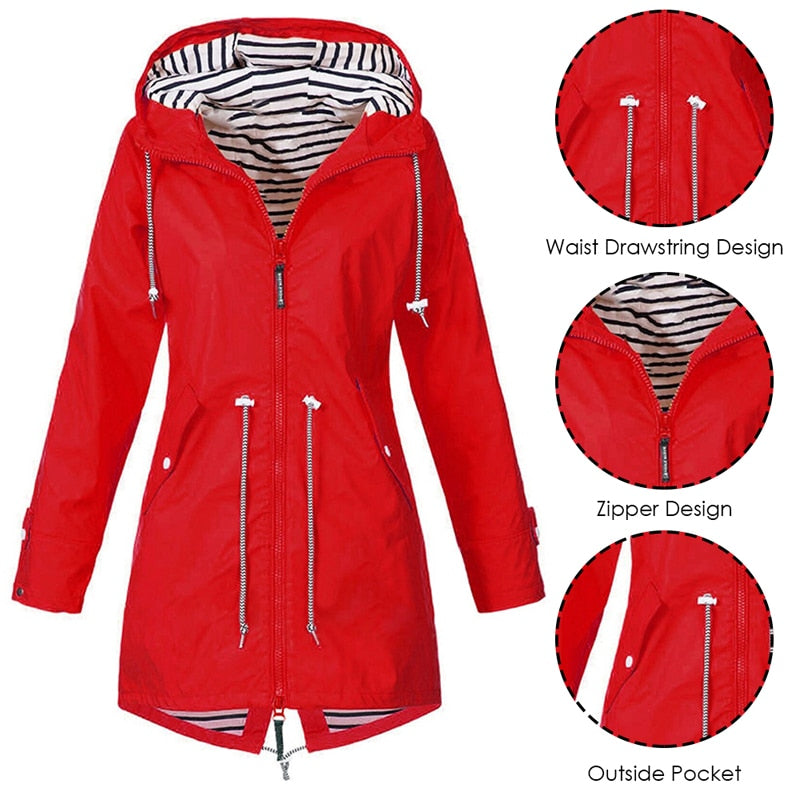 Outdoor Waterproof Jacket