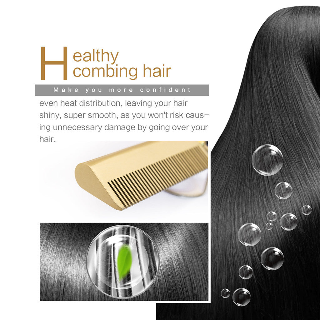 Straightener Electric Comb