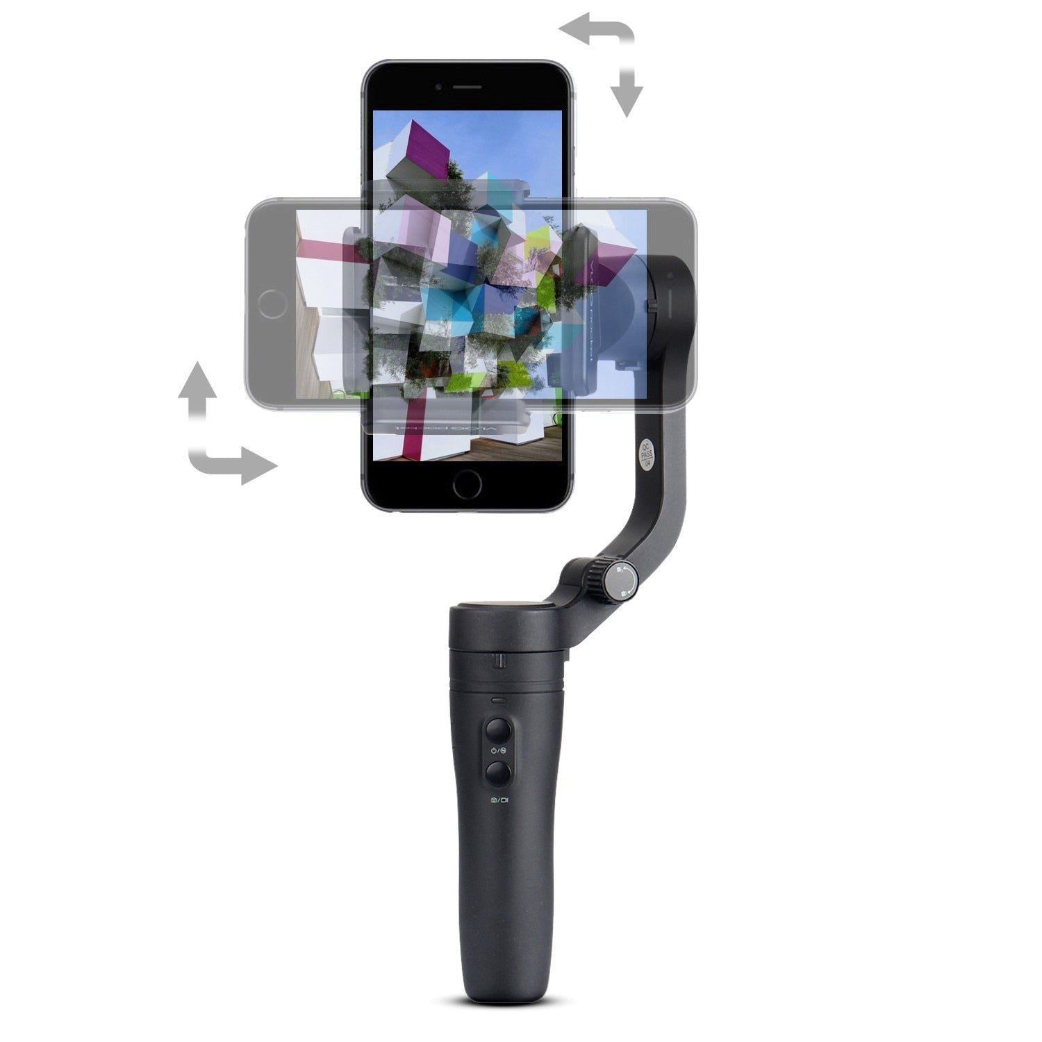 Pocket Handheld Phone Gimbal Smartphone Stabilizer