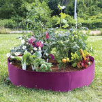 S/M/L Raised Plant Bed Garden Flower Planter Nursery Pot