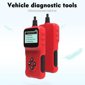 Universal OBDII Diagnostic Tool Scanner Code Reader Car Code Scan for All 1996 and Newer OBDII Compliant Vehicles V309