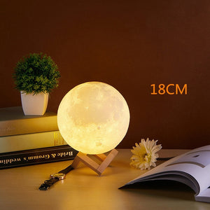 Moon light Touch Sensor Desk Lamp