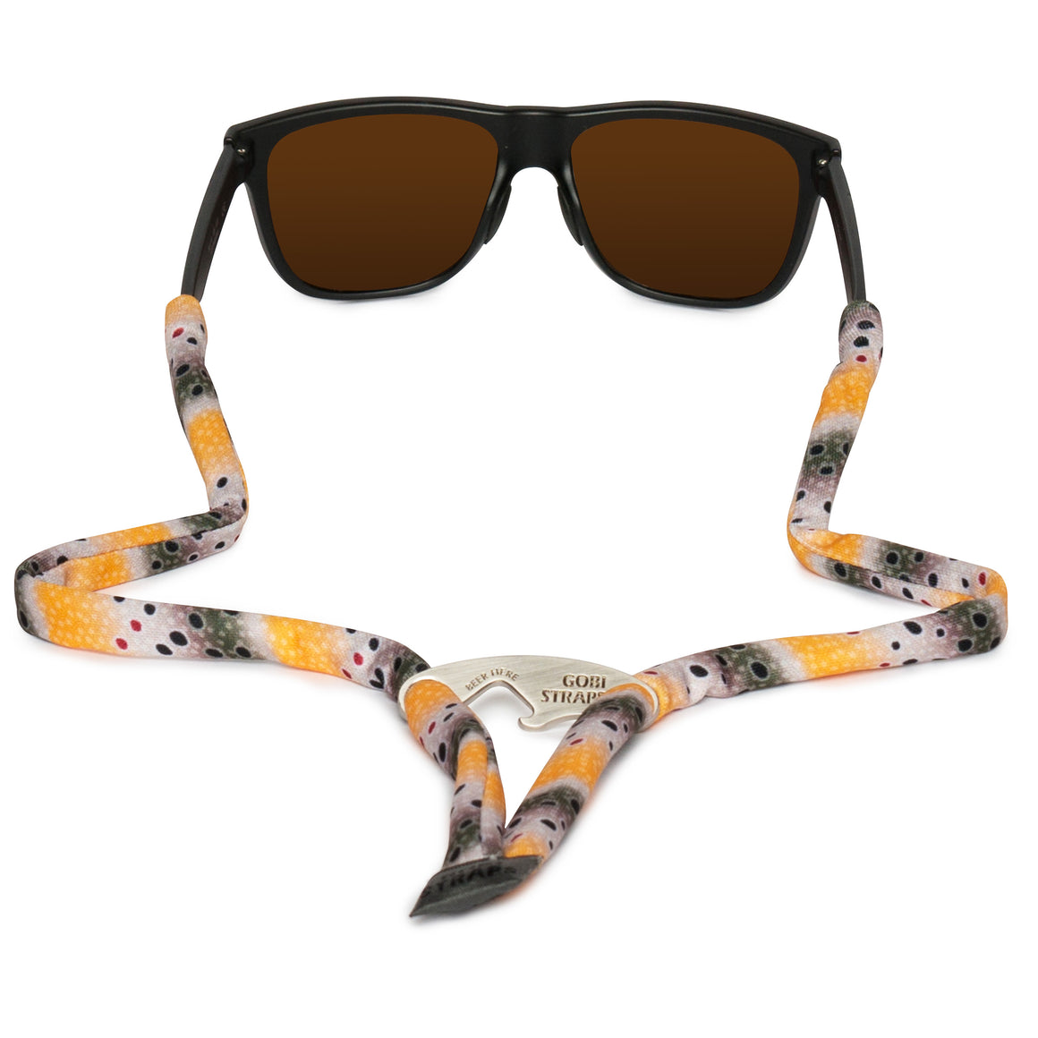 The Brown Trout Sunglass Straps