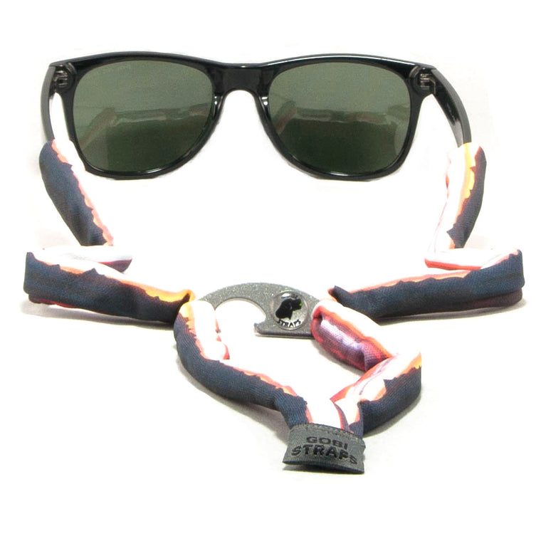 Mountain Sunset Sunglass Straps