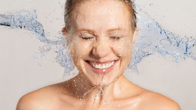 Could you be washing your face wrong?