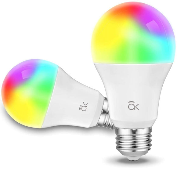 Foco Smart de Colores - Al Above (Kit de 2 Focos)