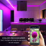 Tira Luces LED Smart de Colores RGB - Marca Daybetter