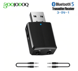 Adaptador Bluetooth 3 en 1